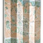 Bucharest Touristic Map -detail 1