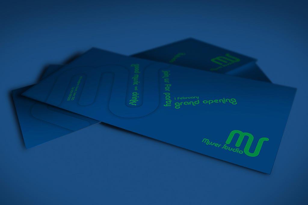 Muser Studio flyer