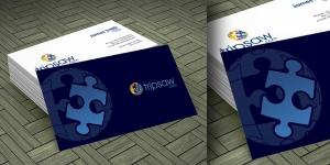 View here Trepsaw.com business card