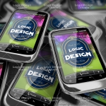 smart phones htc design