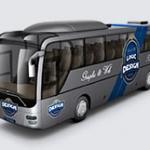 bus mock up