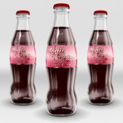 Cola Bottle Mock-Up