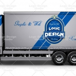 truck mock up lateral design