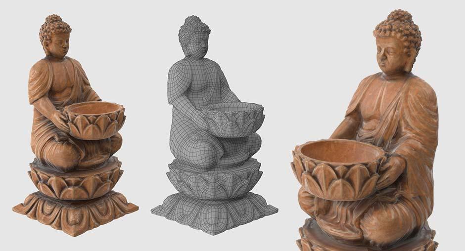Buddha Statue preview