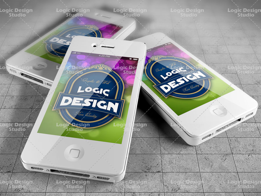 smart phones iphone design