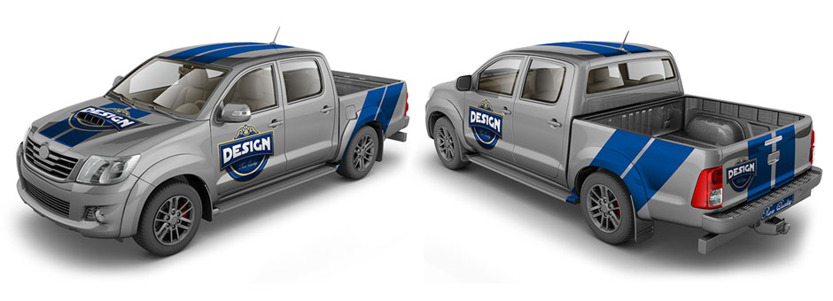 Pickup Double Cab