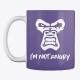 I'm Not Angry, The Monkey - mug