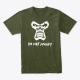 I'm Not Angry, The Monkey - t-shirt