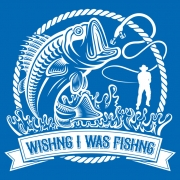 Wishing I Was Fishing