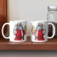 Bad Santa Claus - mugs