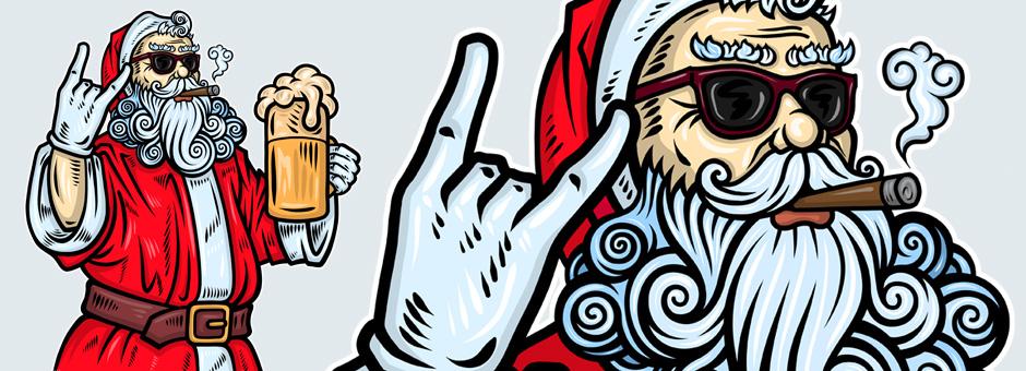 Bad Santa Claus - details
