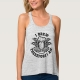 I Brew, Therefore I Am - tank top