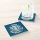 I Brew, Therefore I Am - glass coaster